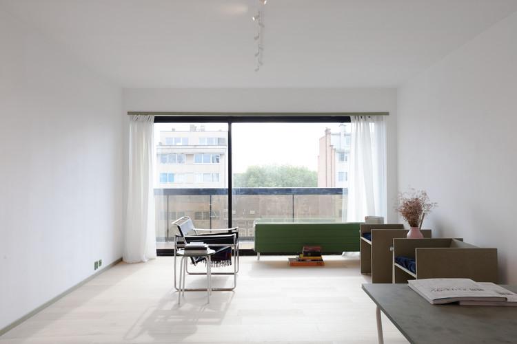 Apartamento KA161 / midnight green, © Silvia Cappellari