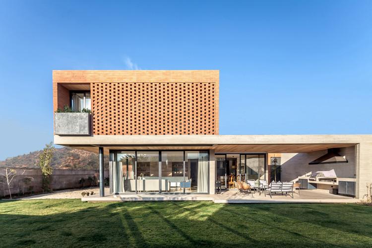 Casa IC / PAR Arquitectos, © Diego Elgueta