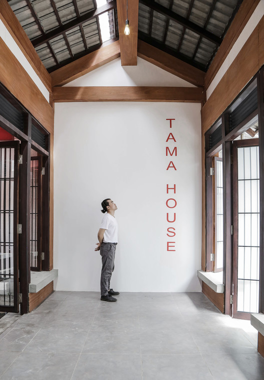 Tama House Homestay / N architecture