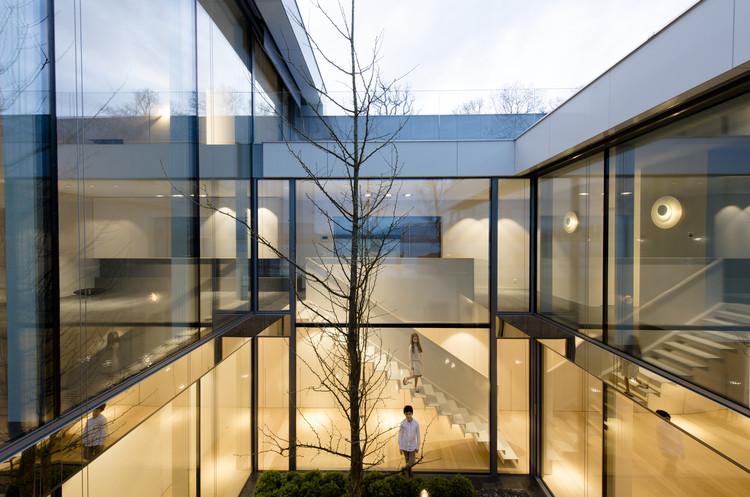 Villa LAC House / GMAA – GM Architectes Associés, © A. Korour