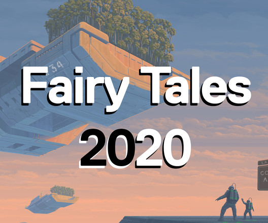 Call for Entries: 2020 Fairy Tales Competition