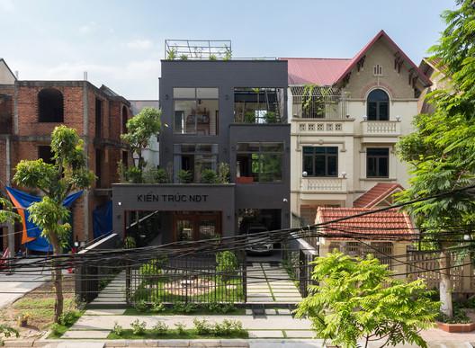 LTTD House / Kien Truc NDT