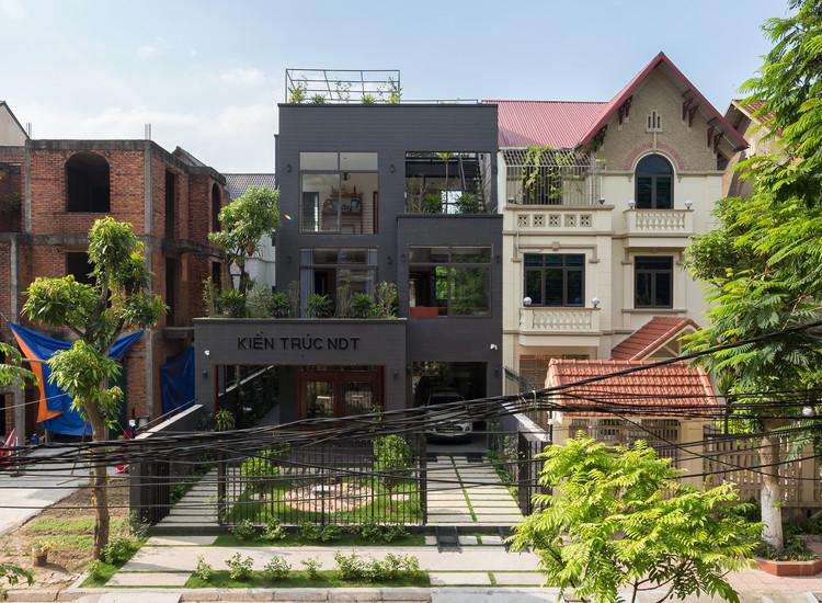 Casa LTTD / Kien Truc NDT, © Hoang Le