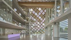 Campus Swatch & Omega / Shigeru Ban Architects