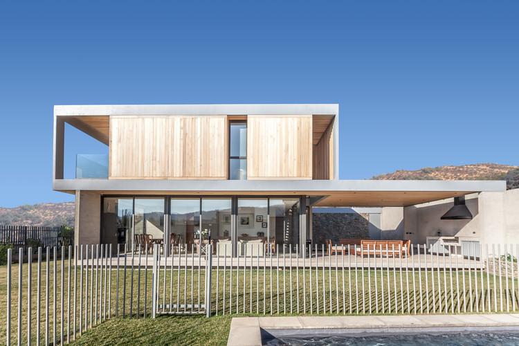 Casa Patio / PAR Arquitectos, © Diego Elgueta