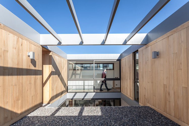 Patio House / PAR Arquitectos, © Diego Elgueta