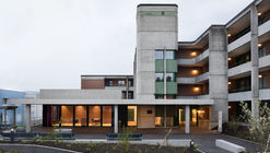 Retirement Home Extension / Singer Baenziger Architekten