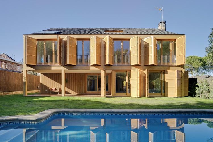 Levitt House La Moraleja / CSO arquitectura, © David Frutos