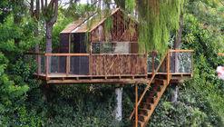 Casa da árvore para netos / Madeiguincho