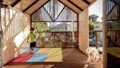 Casa del árbol para los nietos / Madeiguincho