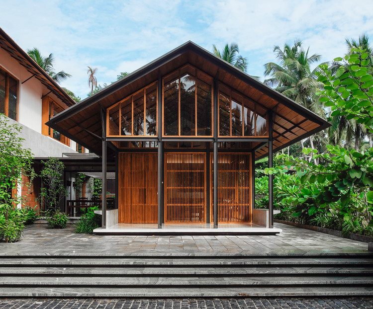 Traditional Affinity House / Thought Parallels, © Ashiq MK