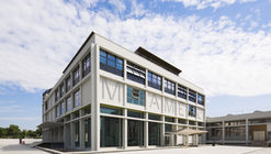 Mame Factory Renovation / Franklin Azzi Architecture