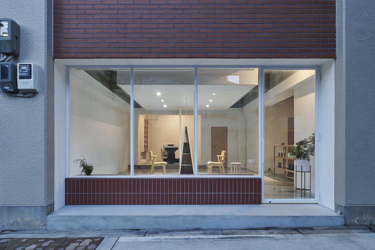 QOL Hair Salon / Niimori Jamison Architects + Yoneda Architect Atelier, © Hiroki Kawata