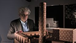 """Mario Botta: The Space Beyond"" to be Revealed in NY in mid-October"