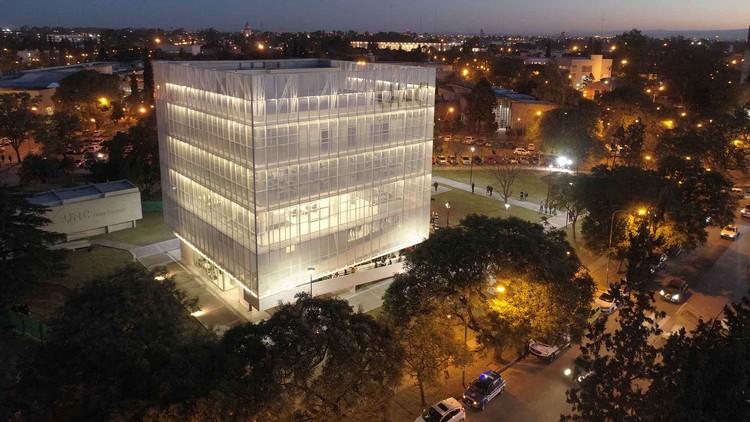 Campus Virtual UNC / Deriva Taller de Arquitectura + Guillermo Mir + Jesica Grötter, Cortesía de Centro de Promoción y Producción audiovisual de la UNC