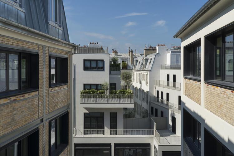 Beaupassage Housing / Franklin Azzi Architecture + B&B Architectes, © Alexandre Tabaste
