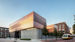 The Dallas Holocaust & Human Rights Museum / OMNIPLAN