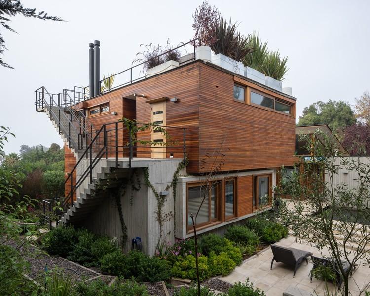 RH House / Julio Zegers Arquitectos, © Marcos Zegers