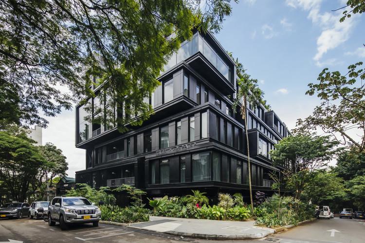 Hotel Click Clack Medellín / Plan:b arquitectos, © Alejandro Arango