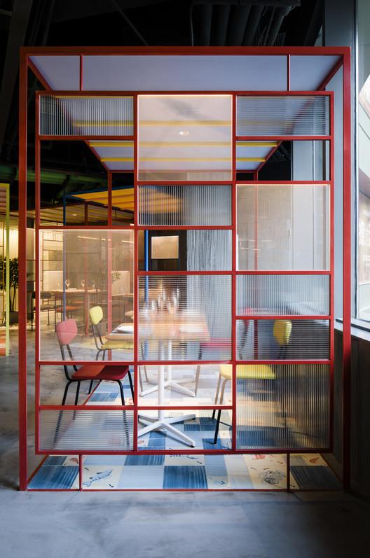 Tapa Tapa Restaurant / Q&A Architecture Design Research