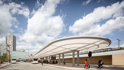 Bus Station Tilburg / architectenbureau cepezed