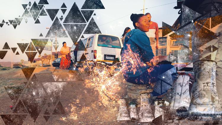 Urbanismo afro-futurista de Wakanda: um ecossistema de estruturas BIM para nômades urbanos, Imagem por Matri-Archi(tecture), 2019