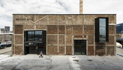 Mason Bros Warehouse Renovation / Warren and Mahoney Architects
