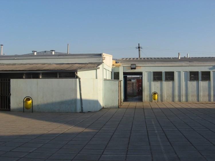 Arquitectura, educación e infancia: el lugar del patio en la escuela, Luis Hernán Errázuriz