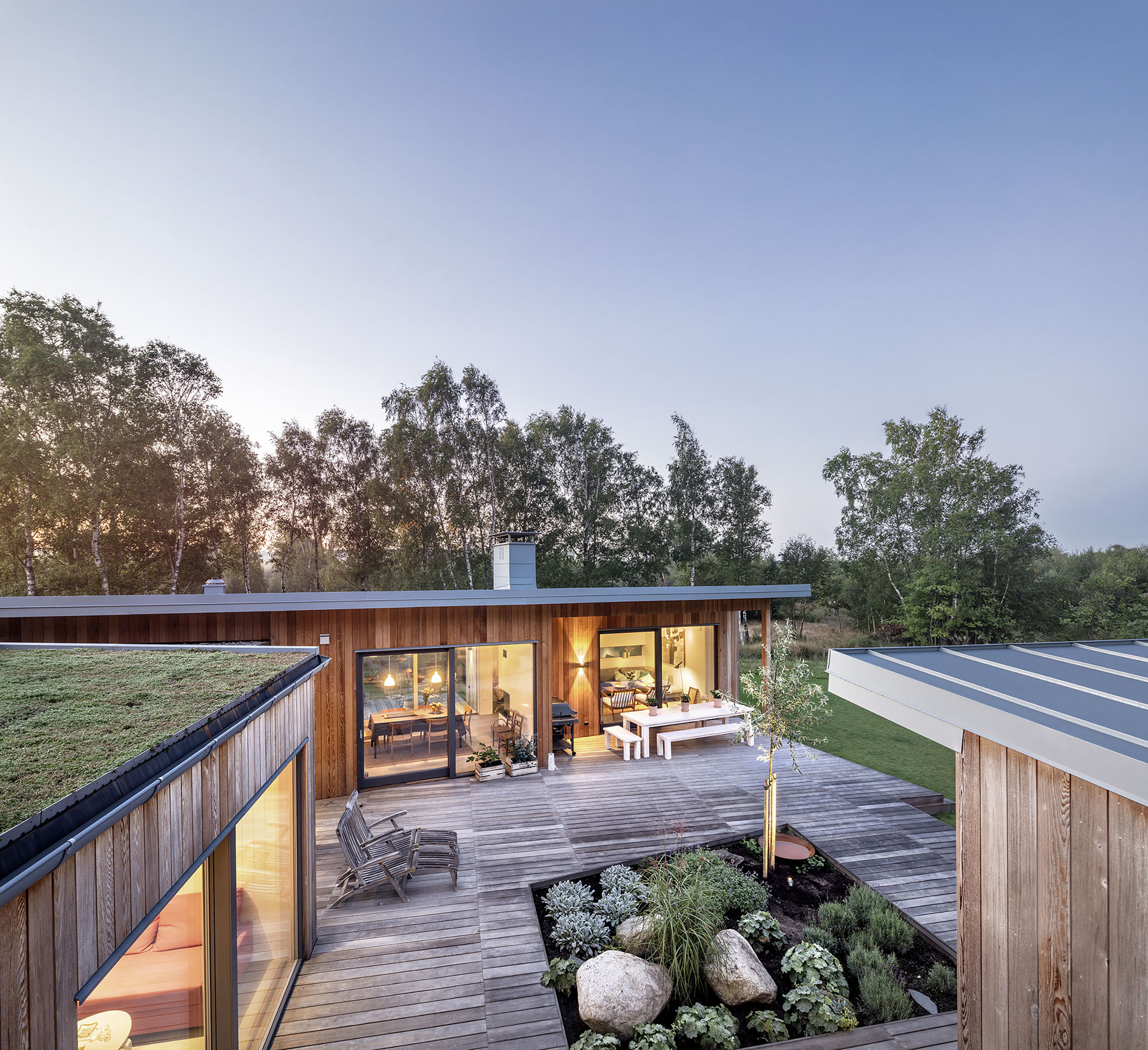 Summer Villa House / Sweco Architects