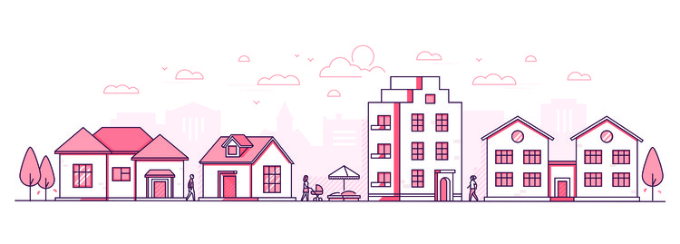 City of the Future Discusses Affordability by Design, via Shutterstock By Boyko.Pictures