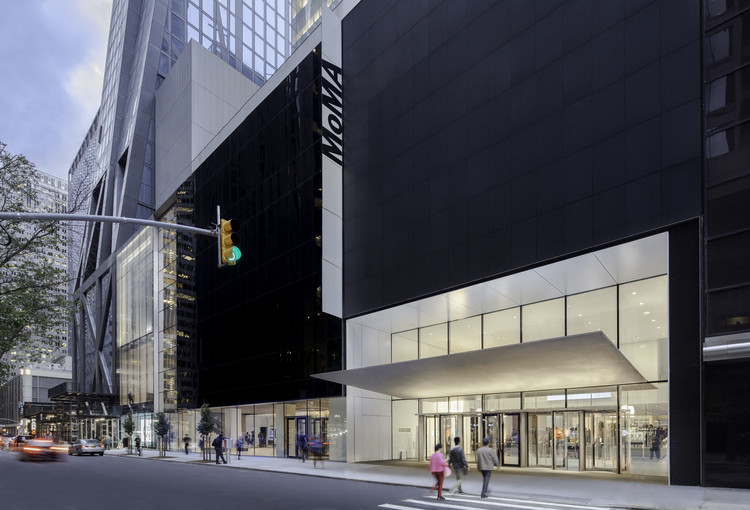 MoMA Expansion by Diller Scofidio + Renfro Set to Open in New York, The Museum of Modern Art. Image © Brett Beyer, Courtesy of MoMA