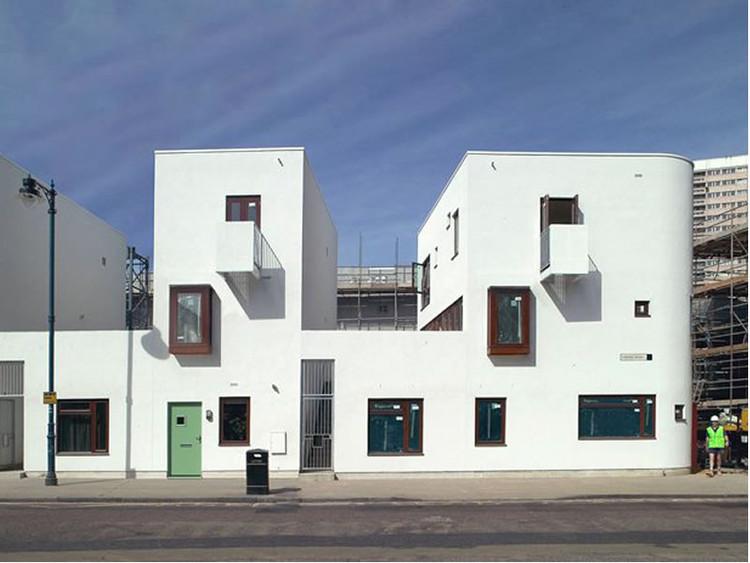Conferencia y conversación con Peter Barber en XXI Bienal de Arquitectura de Chile