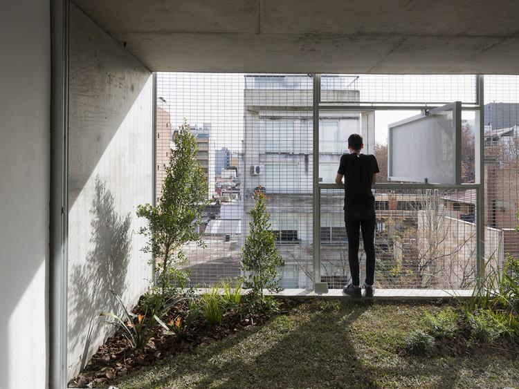 Conversación con Sebastián Adamo en XXI Bienal de Arquitectura de Chile