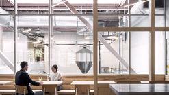 Avling Kitchen & Brewery / LAMAS
