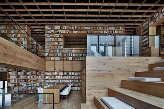 Yue Library / Beijing Fenghemuchen Space Design
