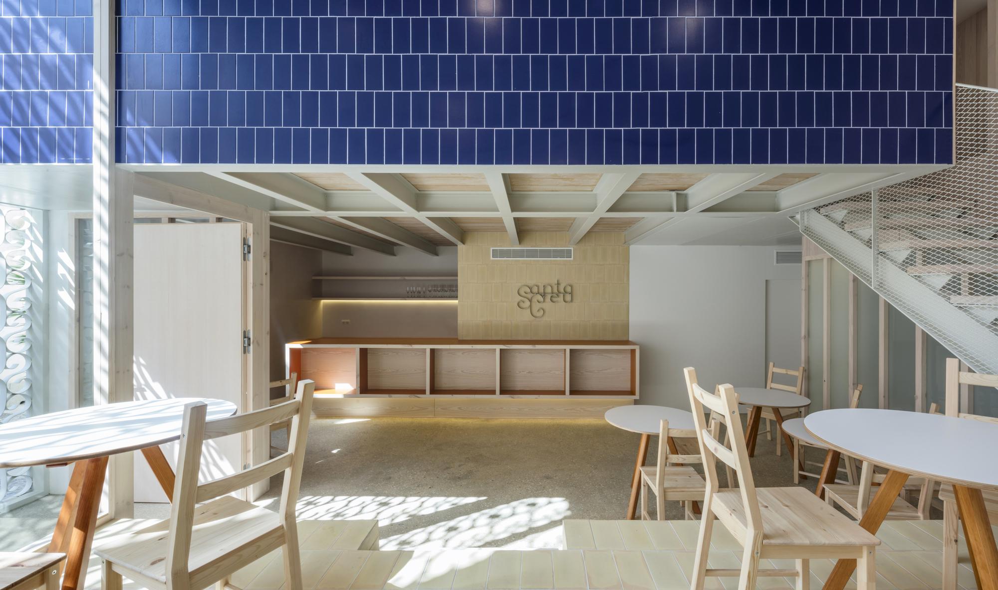 Gallery of SantaCreu Hotel in Tabarca Island / Diego López Fuster + Subarquitectura - 2
