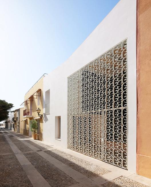 Hotel SantaCreu en la isla de Tabarca / Diego López Fuster + Subarquitectura, Cortesía de Diego López Fuster