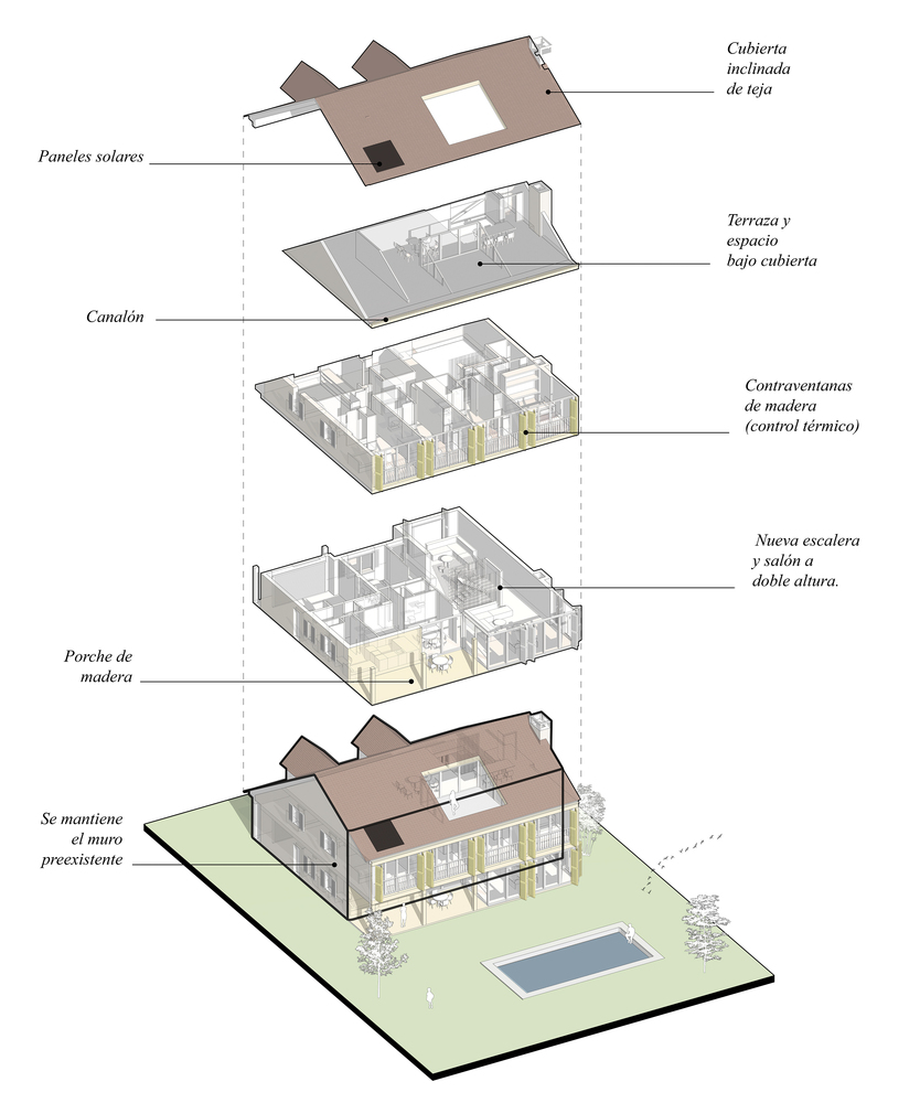 Gallery Of Levitt House La Moraleja Cso Arquitectura 23