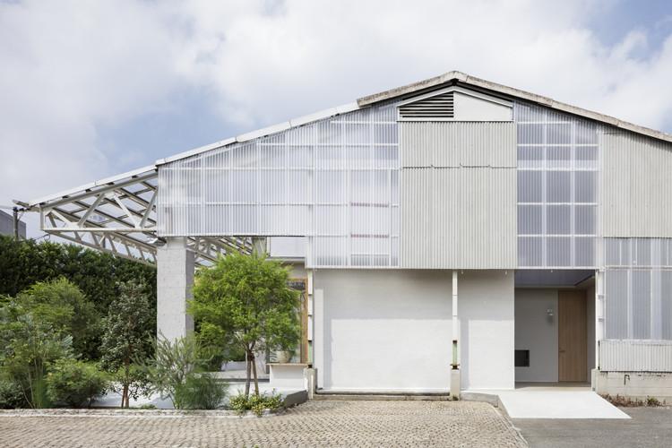 Photo Studio / Hiroki Tominaga-Atelier + Yae Fujima, © Yasuhiro Nakayama