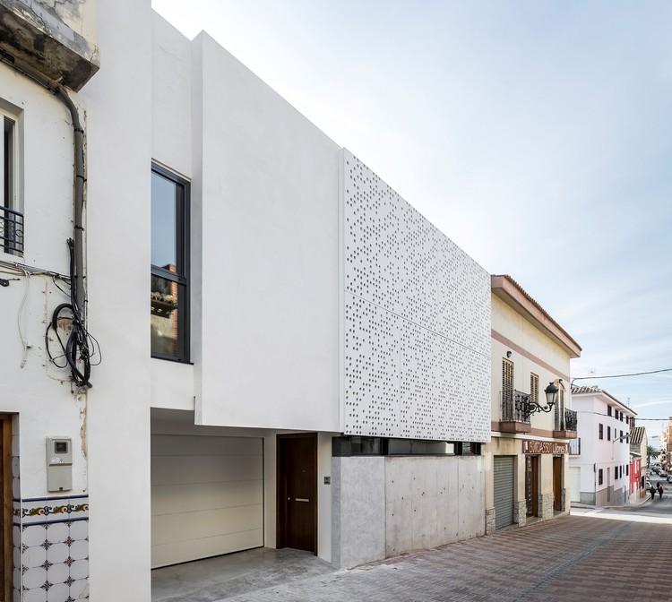 Casa XI / Nacho Carbó arquitecto, © Germán Cabo