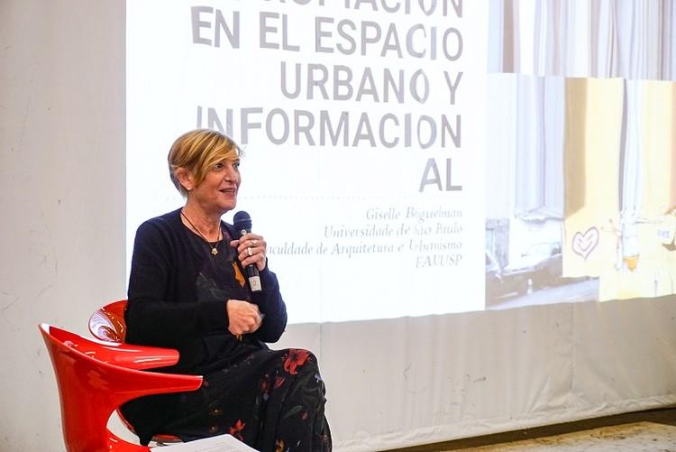 Arte y arquitectura en el día de São Paulo, ciudad invitada de la XXI Bienal de Arquitectura de Chile, Cortesía de Bienal de Arquitectura y Urbanismo de Chile. ImageGiselle Beiguelman