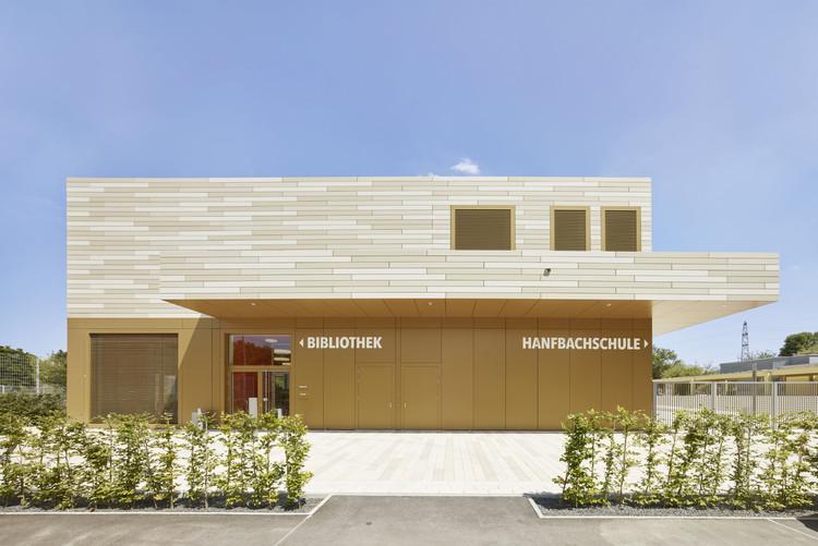 New Hanfbach School Möglingen / mvm+starke architekten, © Roland Halbe