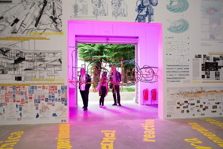 España abre concurso de comisariado para su pabellón en la Bienal de Venecia 2020, Becoming, el pabellón de España en la Bienal de Venecia 2018. Image © Italo Rondinella