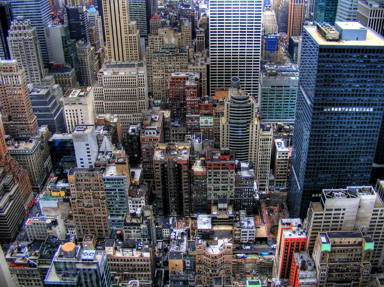 ETH Zurich oferece cursos online gratuitos sobre smart cities e cidades do futuro, Nova Iorque. Foto: CJ Isherwood, via Flickr, licença CC BY-SA 2.0