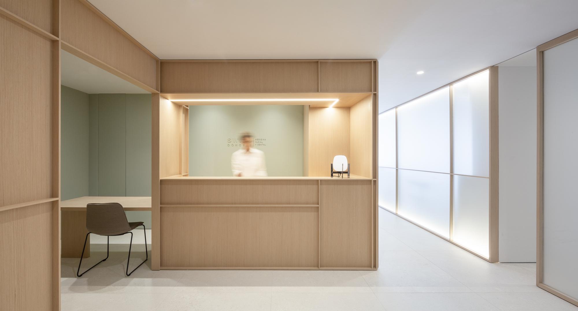 Swiss Concept Clinic Francesc Rife Studio Archdaily