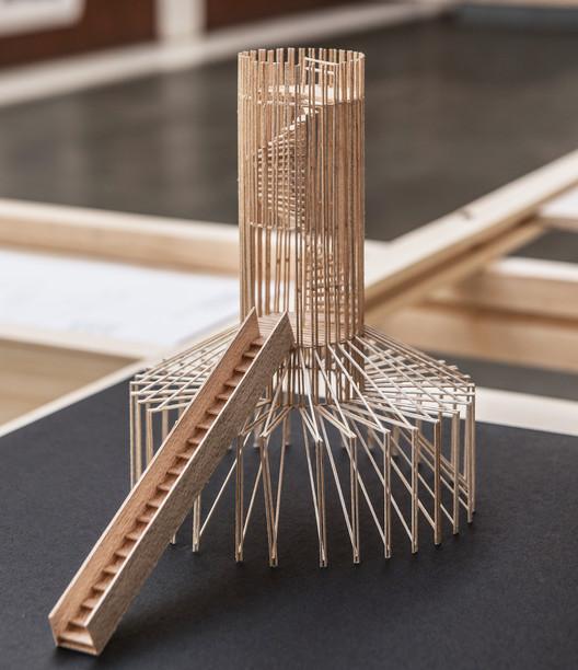 10 proyectos para reflexionar sobre el valor de la arquitectura en madera al sur de Chile, Alonso Barra. Image Cortesía de Esteban Arteaga