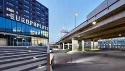 Europaplatz Multipurpose Center  / Planning Association Bauart Architects and Planners + URBANOFFICE Architects