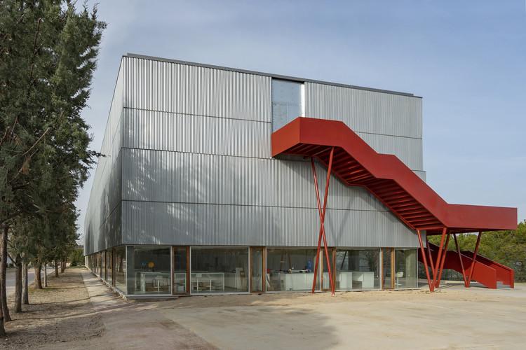 Rehabilitación del Aulario B Founder's Hall, ganador del Primer Premio COAM 2019, Cortesía de COAM