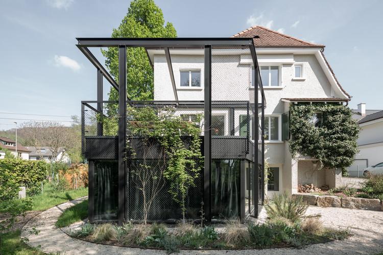 Casa S / HHF Architects, © Maris Mezulis