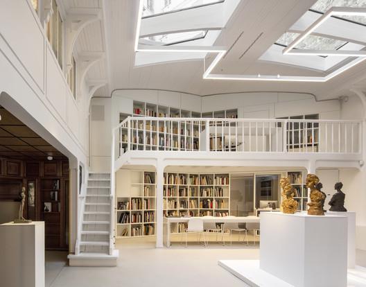 The Giacometti Institute Museum  / Pascal Grasso Architectures
